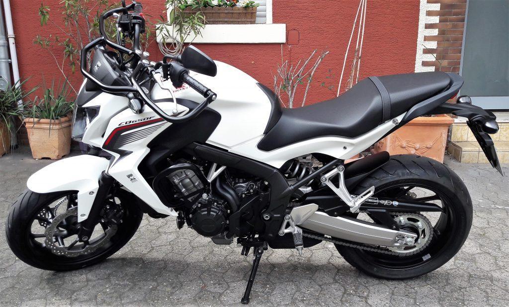 "Klasse A ""Honda CB650F ABS"""